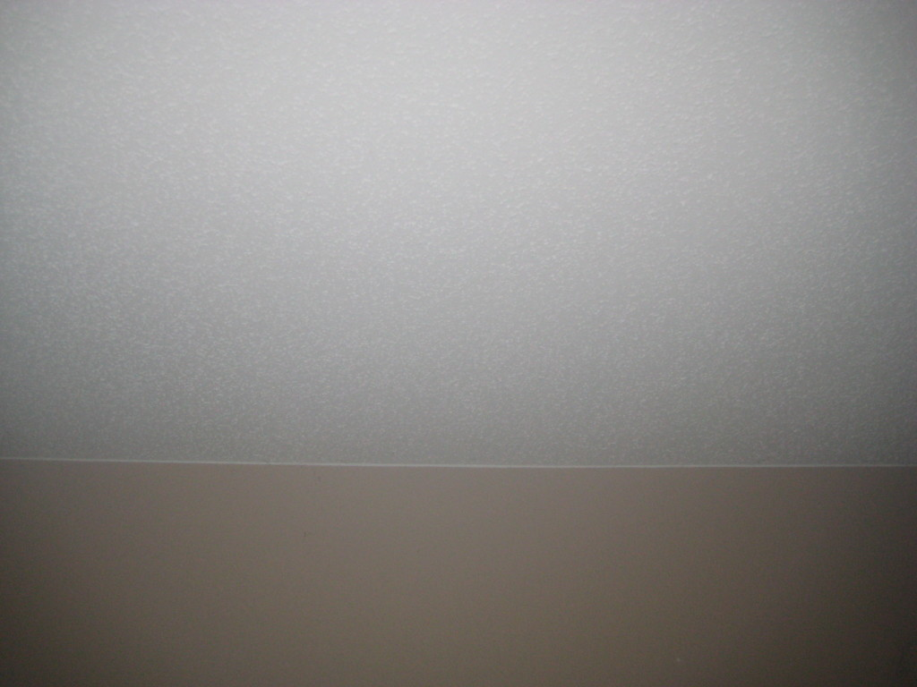 Ceiling Mold Remediation Project: We removed and replaced the affected materials. The ceiling looks new!